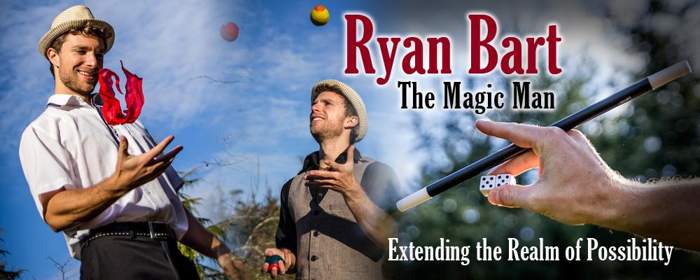 Ryan Bart – The Magic Man